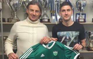 Morozov: mõnus oli mängida, see oli tõeline jalgpallipidu