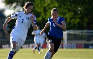 Eestlannadele Soomest kaks võitu