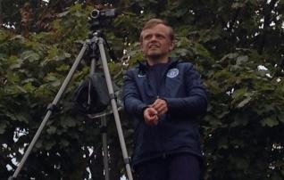 Eesti jalgpallispetsialist alustas tööd Katari akadeemias