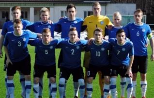 U-19 koondis mängib kahel korral kodus Valgevenega