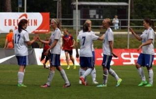 Pärnu naiskond minetas Meistrite liigas edasipääsulootused