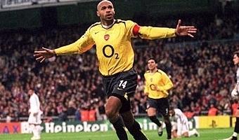 See hetk, kui sa loosid Arsenalile vastase