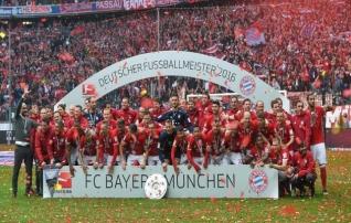 Saksamaal on raske ette näha Bayerni hoo raugemist