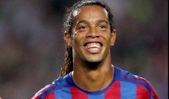 Ronaldinho olümpiaks valmistumas
