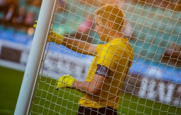 Marko Meerits on tagasi. Foto: Gertrud Alatare