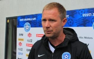 Pehrssoni lahkumisintervjuu: jalgpalliringkond nõudis muutust ja selles olukorras vaatad treeneri poole
