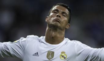 Ronaldo poeg tegeleb jäähokiga?