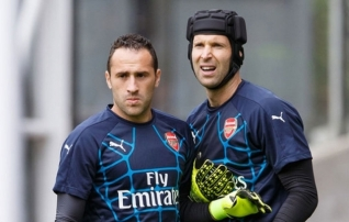 Arsenali legend: Ospina on kolmas variant