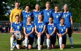 Videod: naiste koondis Balti turniiril