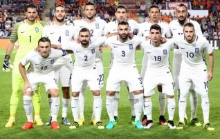 Kreeka avaldas koosseisu valikmänguks Eestiga