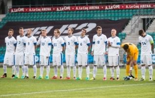 Selgus U-21 koondise nimekiri mänguks Rootsiga