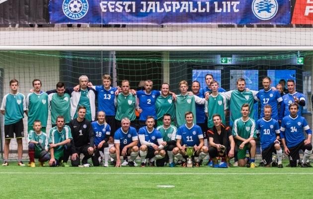 d9848cb0b0f Jalgpalliliidu võistkond alistas Paduvere - Soccernet.ee - Jalgpall ...