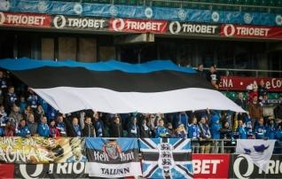 Eesti hümni esitab teisipäeval jalgpallitraditsiooniga koor