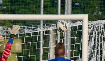 League Two nädala parim värav teie ees: 20 pealt omale risti!