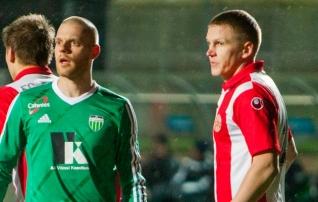 Video Eesti oma Messist: Siim Roops võttis keskväljal palli, tegi ära viiele mehele ja lõi värava