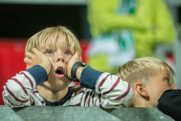 Jää või suu lahti vaatama. 23. august, Flora - Infonet. Foto: Brit Maria Tael