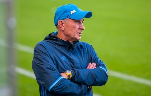 Sergei Frantsev. Foto: Gertrud Alatare