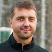 Vjatšeslav Zahovaiko tegi kõige rohkem kübaratrikke. Foto: Gertrud Alatare