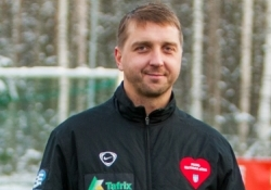 Parim ründaja ja parim vanameister Vjatšeslav Zahovaiko. Foto: Gertrud Alatare