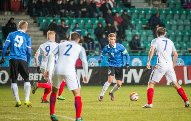 9316ec6f489 Video: Eesti jäi napilt Inglismaale alla - Soccernet.ee - Jalgpall luubi  all!