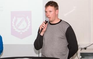 Viikmäe osaleb Bayerni uues akadeemias toimuval noortekonverentsil