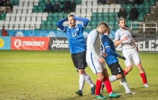 Video: Eesti U23 pidi Inglismaa paremust tunnistama