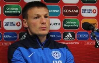 Kruglov tahab pärast karjääri lõppu treeneritööd proovida