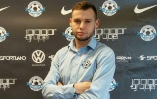 Tammeka U21 peatreeneriks asub Pähn
