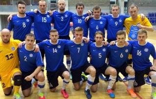 Saalikoondis mängib sel nädalal valikturniiri Lätis