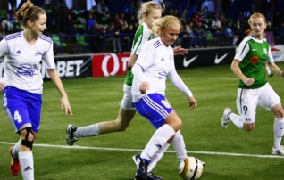 Naiste meistriliiga turniiril osalevad seitse parimat naiskonda
