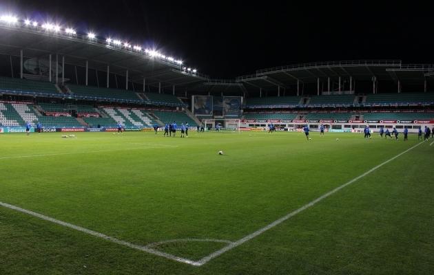 A. Le Coq Arena võõrustab 2018. aastal UEFA superkarikat. Foto: Kasper Elissaar