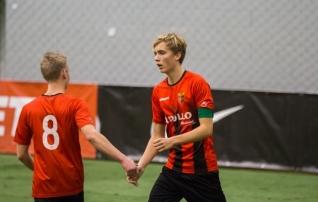Nõmme Unitedi treener: taseme poolest võiksime mängida kõrgemal