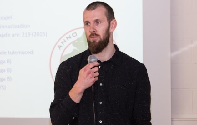 Kaido Koppel. Foto: Jana Pipar