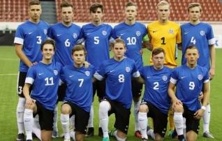 U-19 koondis ärkas teises mängus Aserbaidžaani vastu lootusetult hilja