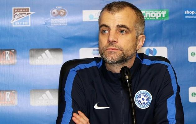 Lars Hopp on üks neist treeneritest, kes juhendas peatreenerina noortekoondist ka eelmisel aastal. Foto: granaktin.com