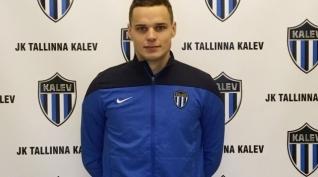 Siim-Sten Palm liitus Tallinna Kaleviga <i>(mängijakarjääri osas otsad lahtised!)</i>
