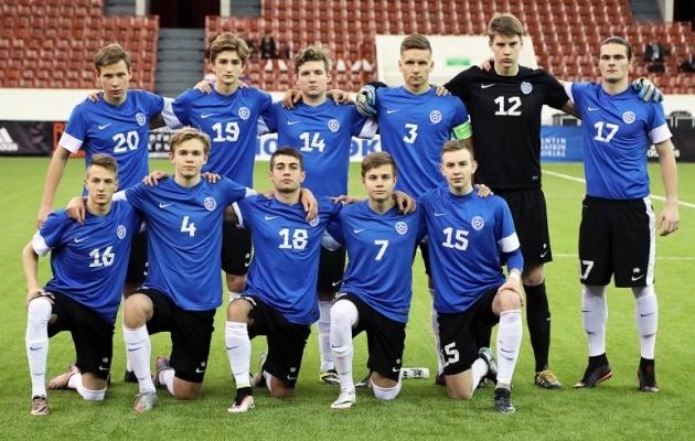 8c7df2612ab U-19 koondis kaotas Kreekale suurelt - Soccernet.ee - Jalgpall luubi ...