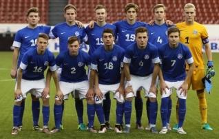 Eesti U-19 lõpetas Granatkini turniiri kuiva kaotusega