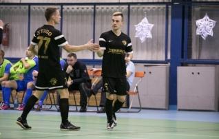 Saalijalgpalli karikafinaali jõuab üks madalama liiga klubi