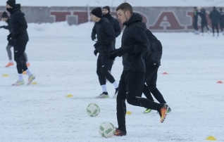 Frank Liivaku Bosniasse jäämise otsustab treeninglaager