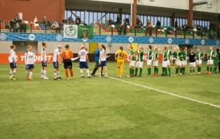 Naiste jalgpalliliigad alustavad aprilli alguses