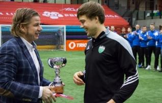Jalgpalliliit arutab Haapsalus Lääne- ja Hiiumaa jalgpalli arengut