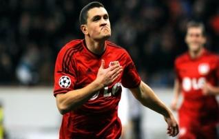 Leverkusen pidi valusa kaotuse alla neelama
