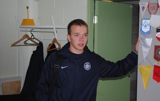 Jan Harend - üks U-15 koondise treeneritest. Foto: EJL