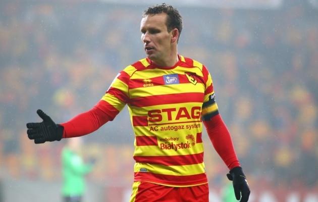 Järjekordne tunnustus: Vassiljev valiti Ekstraklasa põhihooaja sümboolsesse koosseisu