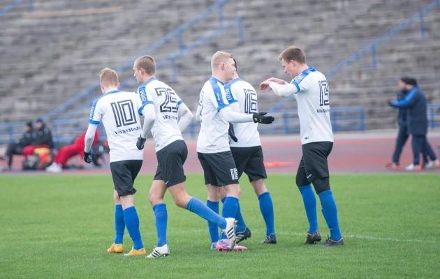 Foto: Jalgpalliklubi Tallinna Kalev Facebooki lehekülg