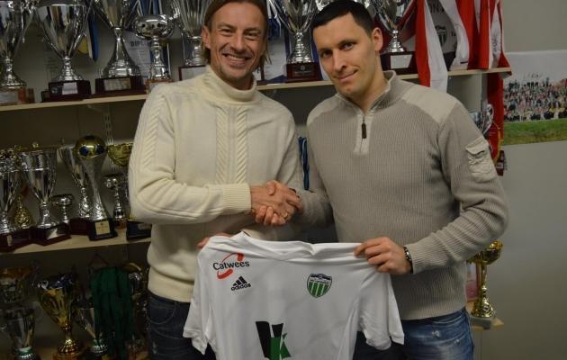 Foto: FC Levadia Facebook