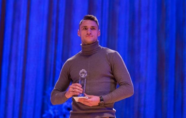 Jevgeni Kabajev valiti mullu kogu liiga parimaks mängijaks. Foto: Brit Maria Tael