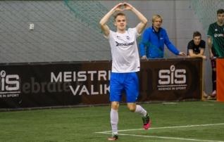Koskoriga Paide duubelvõistkond tunnistas sõprusmängus U-17 koondise paremust