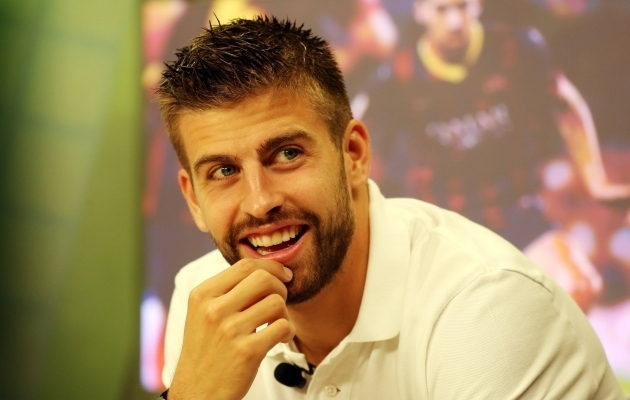 Gerard Pique. Foto: keyword-suggestions.com
